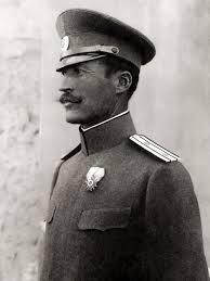 Полковник Борис Дрангов