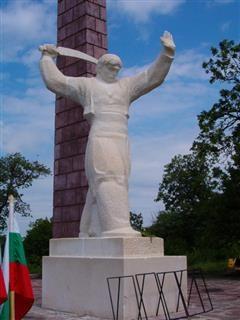 Паметник на Таньо Стоянов (Анастас Стоянов Куртев)